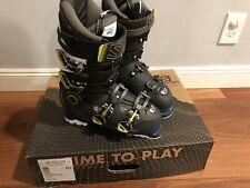NEW Salomon X Pro 120 ski boots 26.5 Mondo 2018