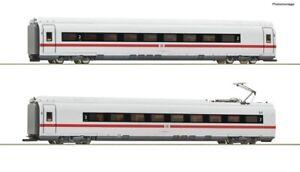 ROCO 72098 2-tlg. Set 2: Zwischenwagen ICE 3 (BR 407), DB AG, DC, H0