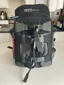 CineBags CB-25A Revolution Camera + Laptop Backpack, Black /Charcoal #CB25A