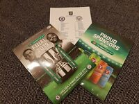 Chelsea v Manchester City CARABAO CUP FINAL 24/02/2019 with teamsheet!