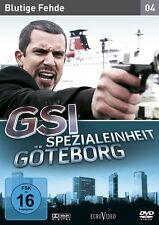 GSI - Spezialeinheit Göteborg 4 - Blutige Fehde / NEU / DVD #11382