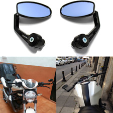 "7/8"" Bar End Mirrors For Ducati Aprilia Cafe Racer Victory Triumph Daytona 675"
