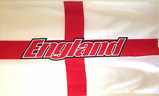 NEW ENGLAND FLAG Cross of St George Football Rugby Sport 5 x 3'/155 x 99cm ITLC