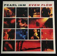PEARL JAM Even Flow PROMO SPAIN Live On Two Legs 1998 NM EDDIE VEDDER
