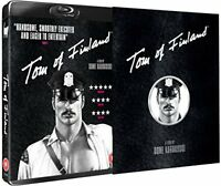 Tom of Finland Double Play limited edition Bluray  DVD  fold out double side