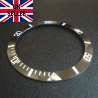 Divers Watch Bezel Ceramic Insert For Seiko 7S26-0040 SKX Divers Watch 0.7mm UK