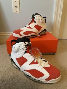 New! Nike Air Jordan 6 Retro Gatorade Like Mike White Size 13