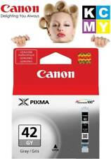 Canon Genuine Pixma Ink Printer Cartridge CLI-42GY 42 GY CLI42GY GRAY CHEAP! RP