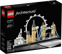 LEGO Architecture 21034 London Skyline - Brand New In Box - Free Post!