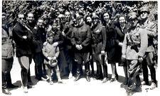 WW2 FOTO DI FASCISTI  MILIZIA MVSN PNF REGIO ESERCITO SICILIA ftg2