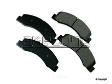Akebono ProACT Disc Brake Pad fits 1999-2005 Ford Excursion F-250 Super Duty,F-3