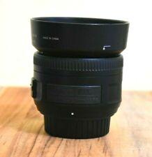 Nikon Nikkor AF-S DX 35 mm f/1.8G Lens - Used