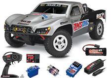 Traxxas 1/16 Slash 4X4 Brushed RTR w/ TQ/Battery/Charger #7 Scott Douglas