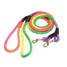 Adjustable Traction Collar Training Pet Dog Leash Slip Lead Strap Nylon Rope