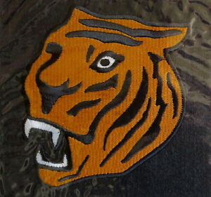 1925 HAMILTON TIGERS Willabee & Ward NHL THROWBACK HOCKEY TEAM PATCH ~Patch Only