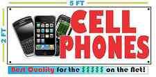 Full Color CELL PHONES Banner Sign for Computer SHOP convience store Smart