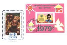 Congo 1979 Mi FDC BL 21 Year of Child Kindes