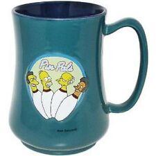 Simpsons Pin Pals Ceramic 15 ounce Coffee Mug