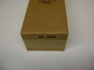 Lionel 2341  Jersey Central FM Licensed Reproduction Box