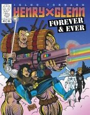 NEW Henry and Glenn Forever and Ever, No. 3 by Tom Neely