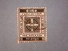 Eire. 1932 2d International Eucharistic Congress. SG94. Used.