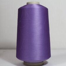 100% Seide Wolle Garn Stricken Kone Beilaufgarn Lila 500 Gr.  /213