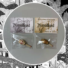 Original Dismalhand & Fools Gold Edition- DMS- Limited Art Toy Dismaland Banksy