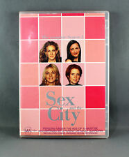 SEX AND THE CITY: SEASON 2 (DVD, 2006, 3-DISC SET) VERY GOOD CONDITION
