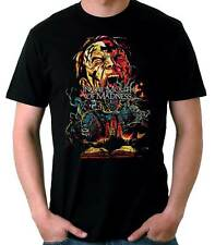 Camiseta Hombre In The Mouth Of Madness Movie horror film t-shirt manga corta