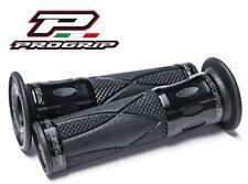Progrip Manopole Anodizzata Nero Honda CM 125 Personalizzato 185 200 400