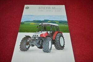 Steyr 968 975 9083 Tractor Dealers Brochure CDIL