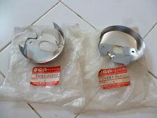 SUZUKI GN125 SPEEDOMETER TACHOMETER UNDER COVER NOS 34193-05300 , 34293-05300