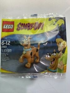 Lego Scooby Doo Polybag 30601 - Brand New, sealed