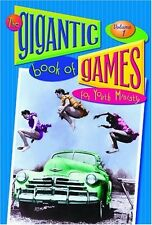 The Gigantic Book of Games for Youth Ministry by Group Publishing