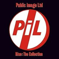 PUBLIC IMAGE LTD Rise: The Collection CD BRAND NEW