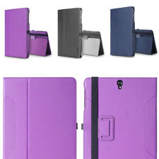 Poetic [SlimFolio Series] Leather Cover Case For Samsung Galaxy Tab S3 9.7