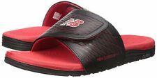 RARE! New Balance PHM3064 BRDD Red Men Sports Sandal Slides Slippers NB