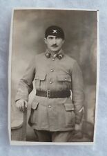 PHOTO type CDV 508° RCC CHARS DE COMBAT TANKISTE FRANCE BERET INSIGNE UNIFORME