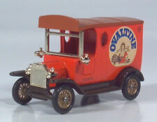 "Lledo Days Gone Ovaltine Model T Van Delivery Truck 2.75"" Diecast Scale Model"