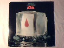 LYDIA PENSE & COLD BLOOD Omonimo Same S/t lp 1976 USA