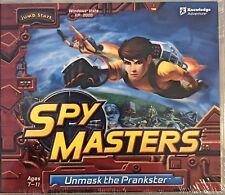 Spy Masters Unmask The Prankster Pc Brand New Win10 8 7 XP