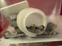 LOT SCREWS + PLASTIC CAPS DMRB LEICA GERMANY MICROSCOPE PART AS PICTURED 92-A-32
