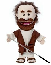 Silly Puppets Joseph(Biblical) Glove Puppet Bundle 14 inch with Arm Rod