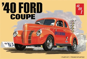 AMT 1:25 1940 Ford Coupe, #R2AMT1141
