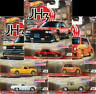 Hot Wheels Datsun Skyline GTR Japan Historics 3 Car Culture JH3 Set of 5 1/64