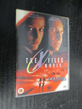 ***The X Files Movie  DVD David Duchovny, Gillian Anderson*** FREE P&P