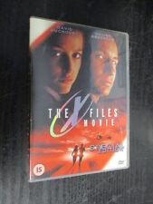 ***The X Files Movie  DVD David Duchovny, Gillian Anderson*** FREE P&P