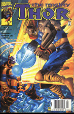 THOR  (1998 Series)  (MARVEL) #22 NEWSSTAND Fine Comics Book