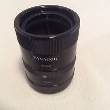 PANAGOR PENTAX SCREW FIT AUTO EXTENSION TUBES