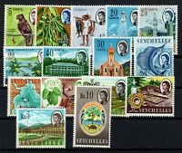 P131502/ SEYCHELLES STAMPS BRITISH COLONY/ LOT 1962 MH - CV 70 $